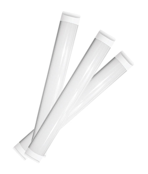 RAZOR: LED Slimline Low Profile Battens (White side / Dimmable models are available)