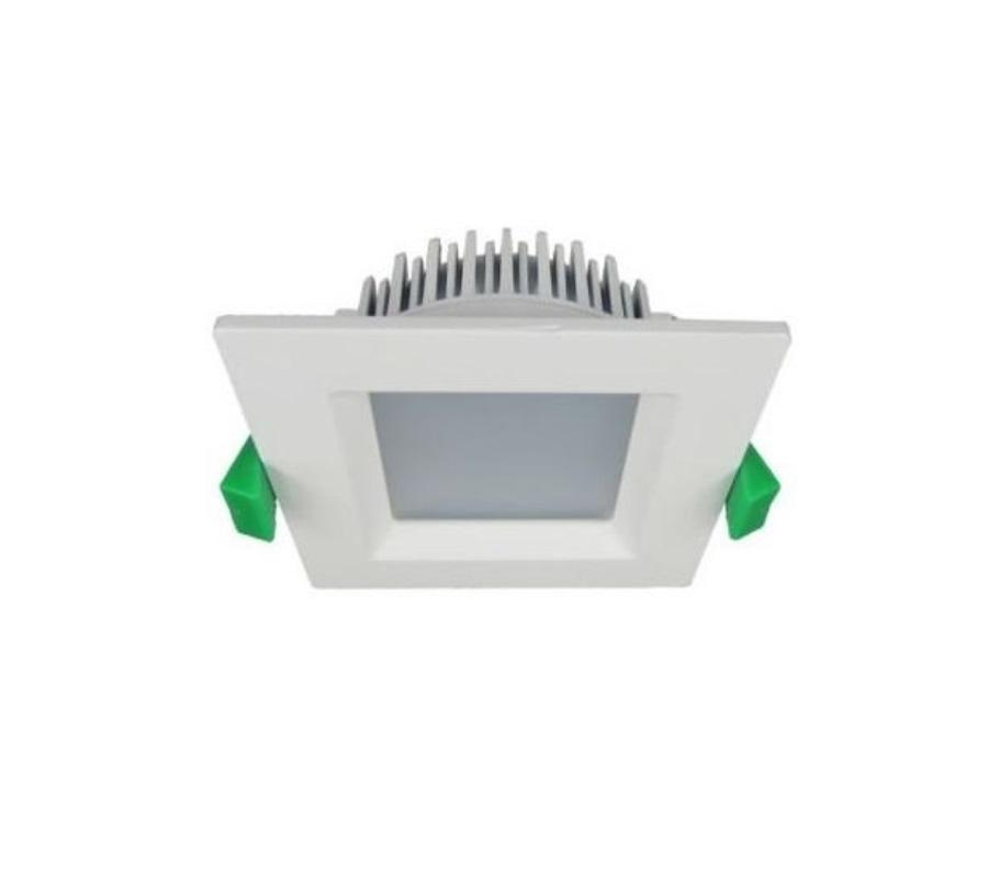 3A 13W SAMSUNG SQUARE LED DOWNLIGHT DIMMABLE 90MM CUTOUT