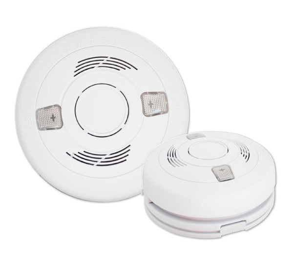 Matelec Smoke Alarm PhotoElectric Smoke Detector