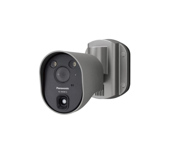 Panasonic Intercom VL-WD812 Wireless Sensor Camera