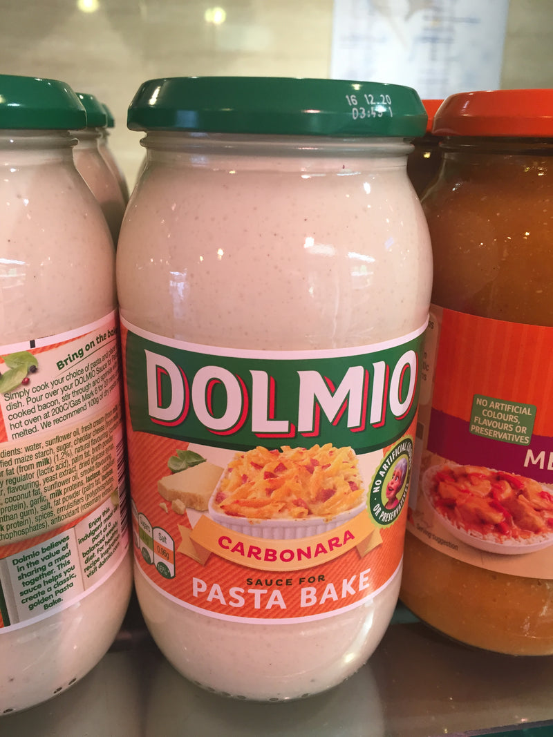 Uncle Ben's & Dolmio sauces