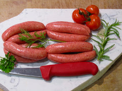1lb Steak Sausages