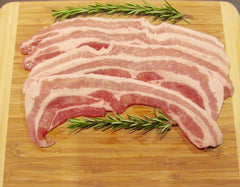 Streaky Bacon Rindless