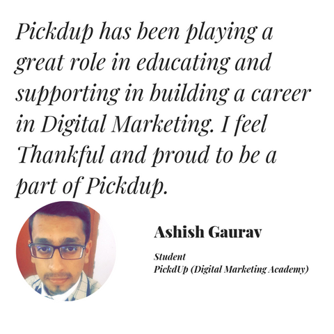 Ashish Review Digital Marketing