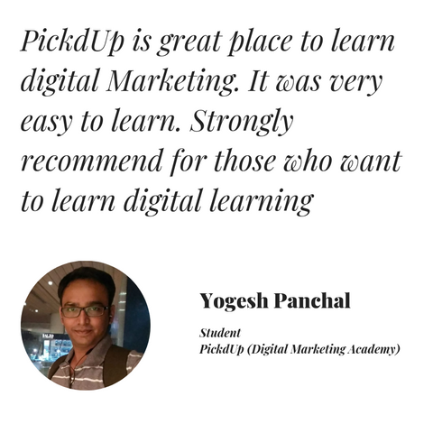 Yogesh Review Digital Marketing