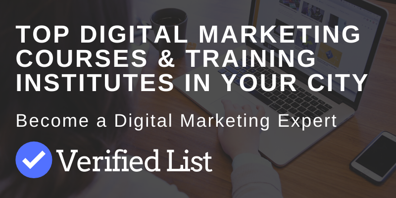 7 Best Digital Marketing Courses And Training Institutes in Coimbatore