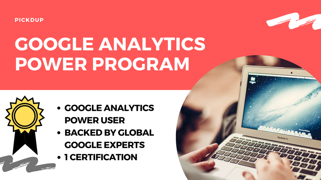 Google Analytics Power Program