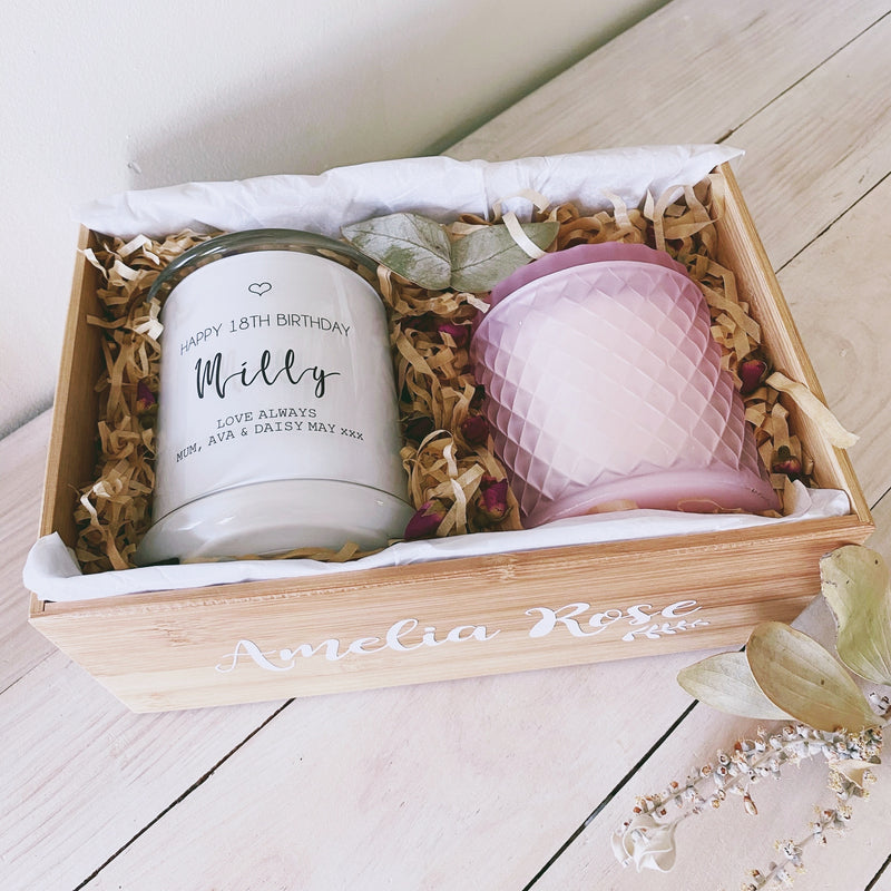 Personlaised Gift Box