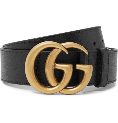 Brand New Gucci Marmont 4cm Wide Belt Matte Buckle Size 105