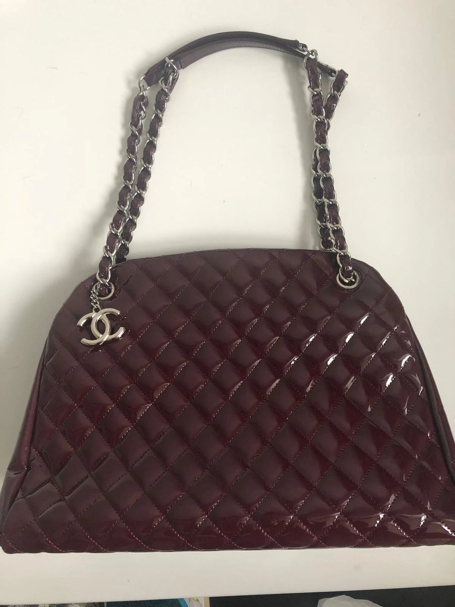 Brand New Chanel Madmoiselle Bowling Bag