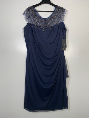 Brand New Dynasty London Jamie Dress Size 22 UK