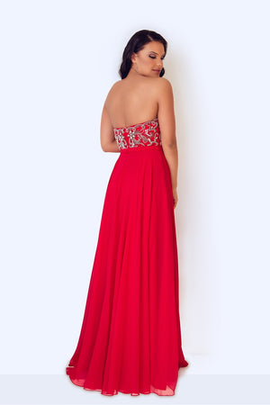 Brand New Dynasty London Pinara Gown Size 12