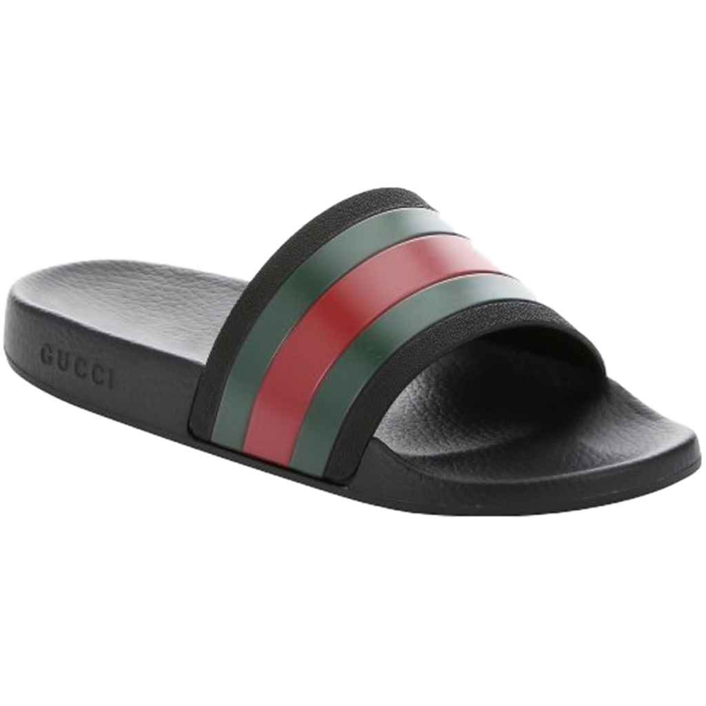 0286f8ee6f2 Mens Gucci Web Sliders Size UK 11 - Love Luxe