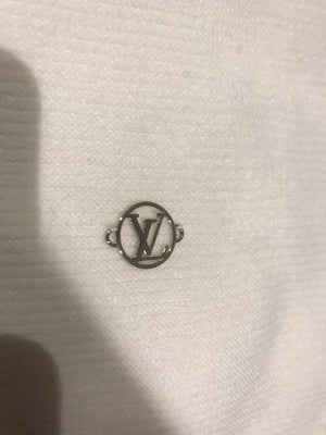 Brand New Men's Louis Vuitton Ribbed Wool Crew Neck  XL