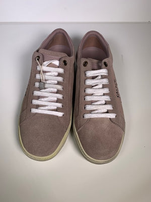 Brand New Saint Laurent Court Classic Sneakers 36.5