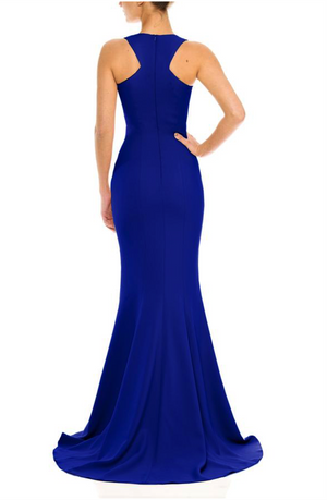 Nadine Merabi Amie Dress Electric Blue S/M