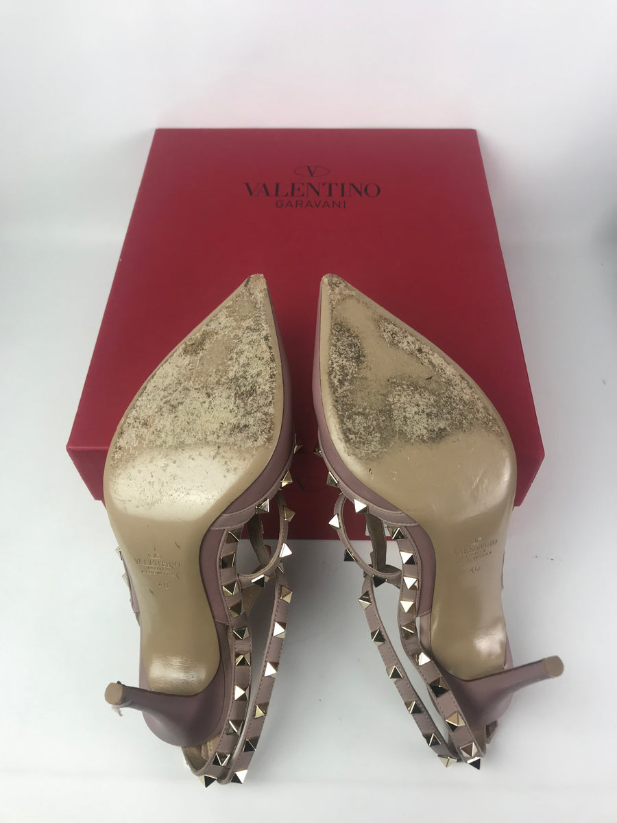 Valentino / Jimmy Choo Casali Resole & Return Postage  (1 Pair, Half-Sole)