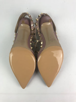 Jimmy Choo / Valentino Casali Resole, Re-heel & Return Postage  (1 Pair, Half-Sole)
