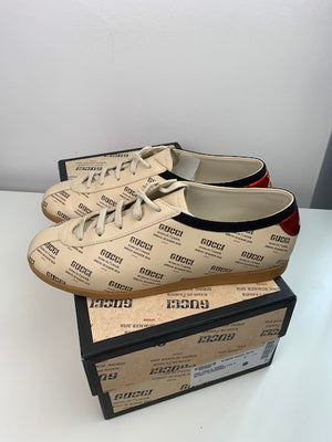 Gucci Falacer Logo Sneakers 7.5