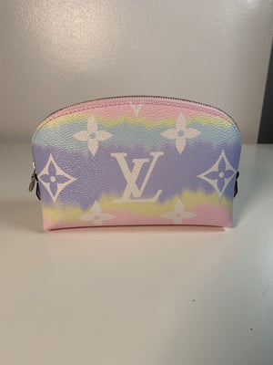 Brand New Louis Vuitton Escale Pastel Cosmetic Pouch