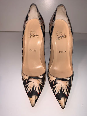 Christian Louboutin So Kate Tissu 38