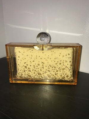 Charlotte Olympia Perspex Clutch