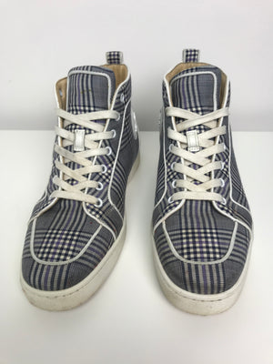 Christian Louboutin Hightop Sneakers 42
