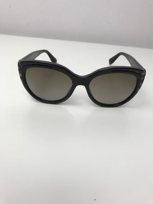 Jimmy Choo Nicky Leopard Print Sunglasses