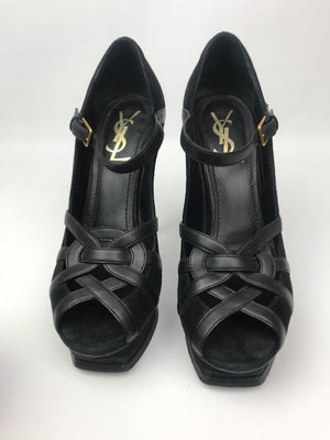 Yves Saint Laurent Tribute Sandal 37.5