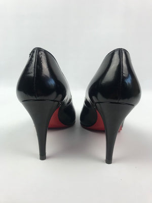 Christian Louboutin Simple Pump Black 37