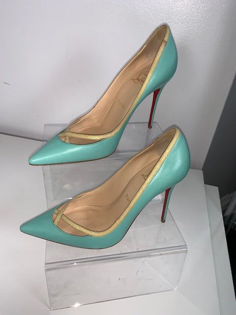 Brand New Christian Louboutin Princess Pumps 38.5