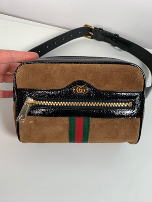 Brand New Gucci Ophidia Belt Bag