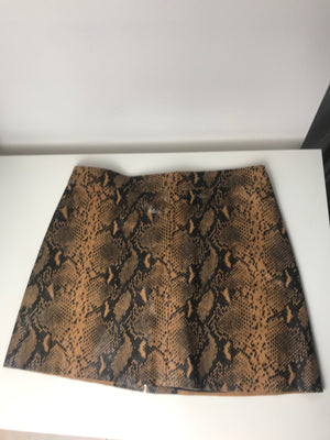 Brand New All Saints Lena Oba Skirt 12