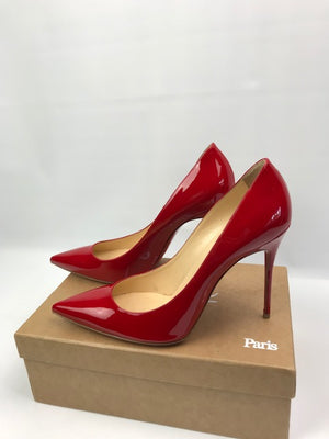 Christian Louboutin Decollete Red Patent 41.5