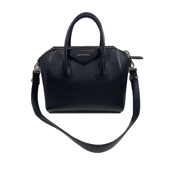 Givenchy Small Antigona Black Handbag