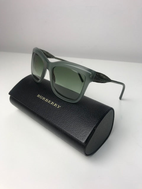 Brand New Burberry Green Sunglasses