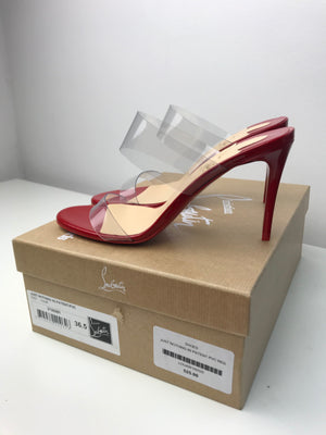 Brand New Christian Louboutin Just Nothing 36.5