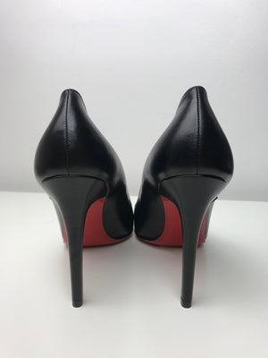 Brand New Christian Louboutin Pigalle Shiny Nappa 40.5