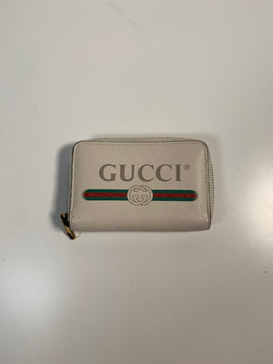 Gucci Logo Coin-Purse / Card-Holder