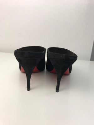 Brand New Christian Louboutin Quart Veau Velours 36.5
