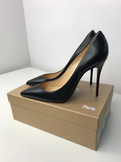 Brand New Christian Louboutin Decollete 554 40.5