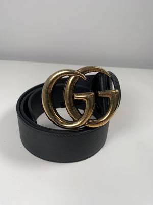 Brand New Gucci Marmont 4cm Wide Belt Size 100