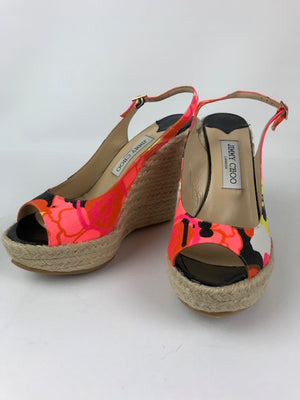 Brand New Jimmy Choo Wedges 38