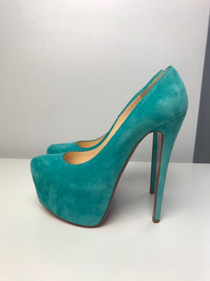 Brand New Christian Louboutin Daffodil Pumps 37.5