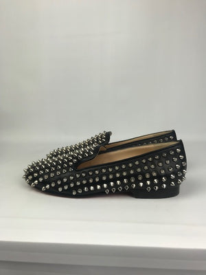 Brand New Christian Louboutin Rollerboy Spikes 37