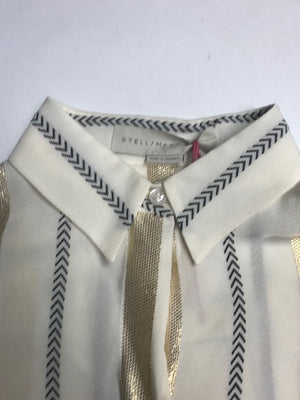 Brand New Stella McCartney Silk Blouse 40IT