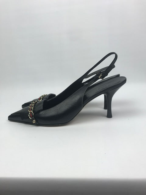Brand New Gucci Slingbacks 37 - Love Luxe