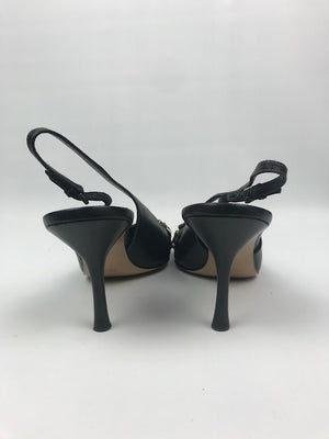 Brand New Gucci Slingbacks 37