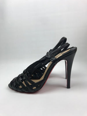 Christian Louboutin Alpilles Black 39