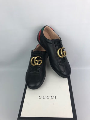 gucci marmont sneakers